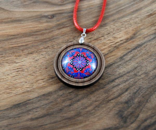 Ogrlica Mandala