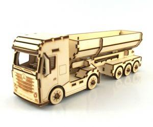 Tovornjak s kesonom