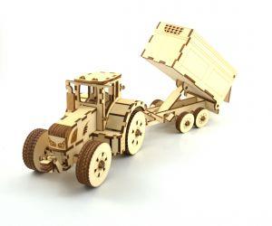 Traktor s priklico